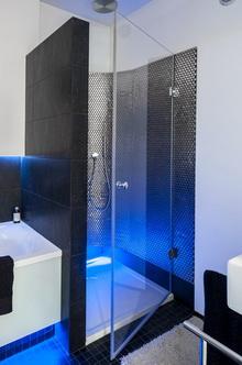 Sprchové kúty - Sklenené sprchové dvere