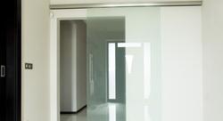 Sklenené dvere - Posuvné sklenené dvere