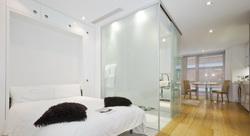 Sklenené steny - Sklenené steny s hliníkovým rámom
